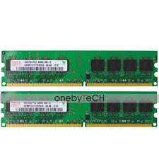 Hynix 8GB 2x4GB PC2-6400 DDR2 800 Memory For AMD AM2 CPU Chipset Socket PC RAM