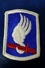 VINTAGE US ARMY 173rd AIRBORNE BRIGADE PATCH