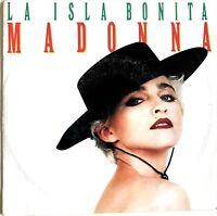 """Madonna – La Isla Bonita ♦ 45T / 7"""" ♦"""