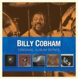 Billy Cobham: Original Album Series CD NEUF