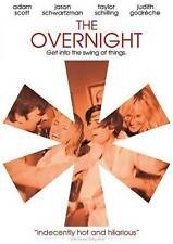 THE OVERNIGHT ~ DVD FREE FIRST CLASS SHIPPING !!!!!