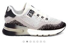 New ASH KRUSH DEGARDE Sneaker Women Shoes, Size 38.
