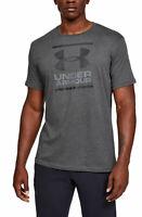 Under Armour Herren Sport-Freizeit-T-Shirt UA GL Foundation grau grey