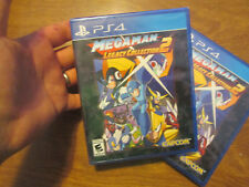 Mega Man Legacy Collection 2 PS4 Sony BRAND NEW FACTORY SEALED CAPCOM