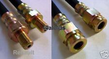 * RENAULT R8 R1136 jeu flexibles d'frein Av/Ar  4 PIECES NEUF RÉCEMMENT FABRIQUÉ