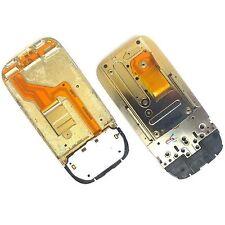 100% Original Nokia 7230 Slide mecanismo + Flex cinta Cable + Frontal menú Teclado Ui