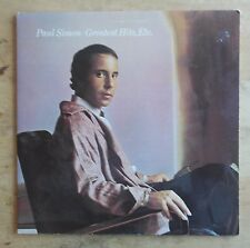 Paul Simon Greatest Hits, Etc. 1977 Vinyl LP Columbia Records JC 35032