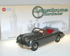 Lansdowne Models LDM 118 1954 Jensen Interceptor 4-Seater Convertible grey 1:43