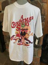 "Vintage ""A Christmas Story"" T-Shirt Size Large Men's Vintage"