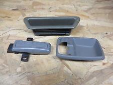 ISUZU RODEO 96 97 INTERIOR DOOR HANDLE + BEZEL + DOOR PULL DRIVER or LH REAR