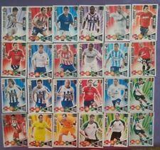 24 Cromos Liga Española Adrenalyn XL Panini Temporada 2009-10:Forlán,Marcelo...