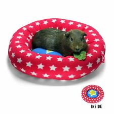 HayPigs Circus Crash Mat Bed Soft Fleece Small Animal Guinea Pig Hamster