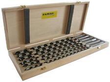 Famag 1414 lewisform Punta a spirale, 460 mm, Classic, Set, 6 PEZZI6 pezzi