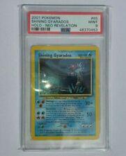 Shining Gyarados 65/64 PSA 9 Mint Condition NEO REVELATION Pokemon Card