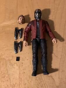 Marvel Legends Star Lord Guardians Of The Galaxy Movie Vol 2
