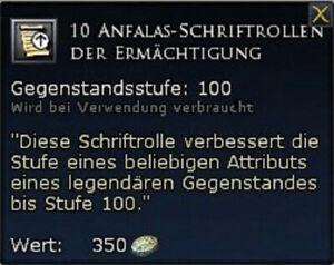 HDRO LOTRO   Der Herr der Ringe: Online   100 Anfalas-Schriftrollen   Gwaihir