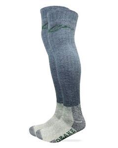 Mens Drake Heavyweight 80% Merino wool Wader Socks Hunting Fishing Size 9-13 1PR