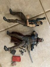 Army Of Darkness Lot Of 2 McFarlane Movie Maniacs Evil Dead Ash Loose Figures
