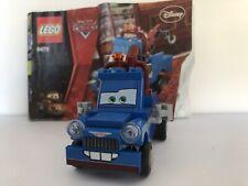 Lego Cars Ivan Mater 9479