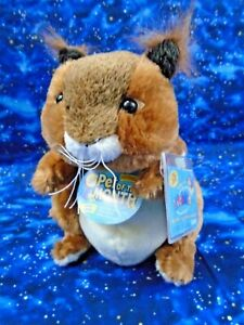 Webkinz  Red Squirrel HM404 NEW With Sealed Code