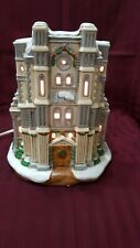 1992 St. Peter'S Cathedral Lefton Colonial Village # 00715 - never displayed
