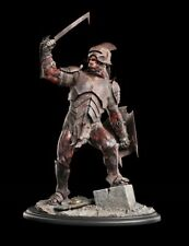 NEW Weta Lord Of The Rings: Uruk Hai Swordsman Statue Figure SARUMAN SAURON