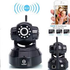 720P HD IR-CUT Wireless Network IP Camera Pan/Tilt P2P WIfi Webcam Two-way Audio