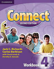 Connect Level 4 Workbook (Connect Second Edition), Zemach, Dorothy E., Sandy, Ch