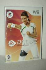 EA ACTIVE PERSONAL TRAINER Wii USATO OTTIMO NINTENDO Wii ED ITA PAL FR1 54535