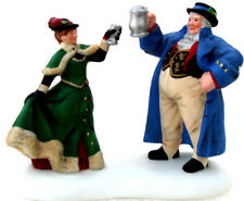 Dept. 56 A Toast To Our Anniversary Retired 2005 Dickens Village 58587