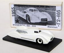 1955 Moskvich G2 405 Soviet land speed record contender by Vernouillet