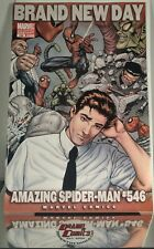 Amazing Spider-Man #546 2nd Printing 1st Appearance Mr Negative Slott Mcniven