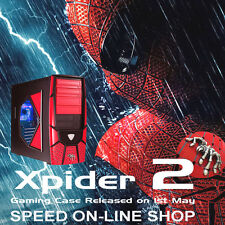 CHENBRO 3D Xpider II PC Gaming Tower Case - Heavy Duty - USB3.0 - IEEE1394