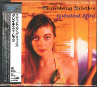 THROBBING GRISTLE-GREATEST HITS-IMPORT 2 CD WITH JAPAN OBI H40