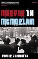 Murder In Memoriam (Five Star Paperback) by Didier Daeninckx | Paperback Book |