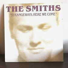 Strangeways Here We Come The Smiths 1987 Vinyl Sire Records 1st Press Morrissey