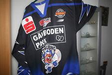 Ice Gear Eishockeytrikot, Straubing Tigers, Nr. 83, Menauer, Gr. XL