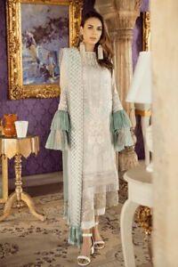 Pakistani shalwar kameez Designer Suit Wedding Dress party wear Indian women new