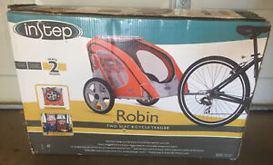 InStep Robin 2-Seater Bike Trailer Brand New Unopened BNIB