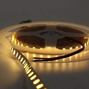 60/120leds Flexible Strip Light 5630 5730 Waterproof 3M tape lamp Home decor 12V