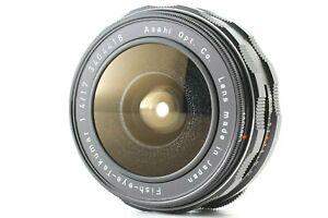 【 EXC+5 】 Pentax Fish Eye Takumar 17mm f/4 Lens for M42 Mount From JAPAN #1018