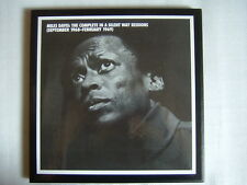 MILES DAVIS THE COMPLETE IN A SILENT WAY SESSIONS MOSAIC MINT PERFECT COPY