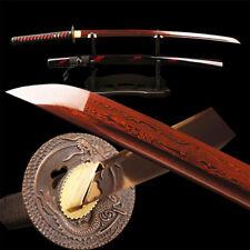 Handmade KATANA SAMURAI Swords Antique WAKIZASHI Japanese Damascus Steel Blades