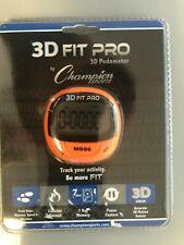3D Fit Pro 3d Pedometer