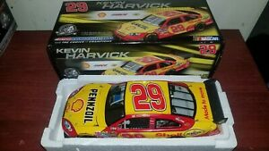 KEVIN HARVICK 2008 SHELL COT 1:24 ACTION DIECAST