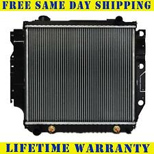 Radiator For 1987-2006 Jeep Wrangler 4CYL 2.4L 2.5L V6 4.0L 4.2L Free Shippng