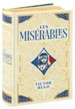Les Miserables By Victor Hugo ~ Leather Bound Edition