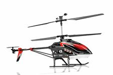 "Large RC Helicopter 32"" Metal series Airborne 820 2.4GHz with Gyro 3.5CH RTF USA"