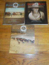 Ranch & Reata Magazine Lot 3.1, 3.2, 3.3   The Journal of the American West