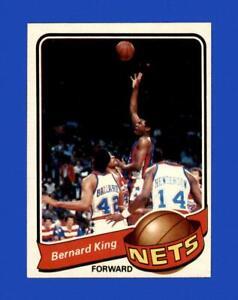 1979-80 Topps Set Break # 14 Bernard King EX-EXMINT *GMCARDS*